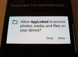 How To Install AppLinked to an Android Smartphone Alllow