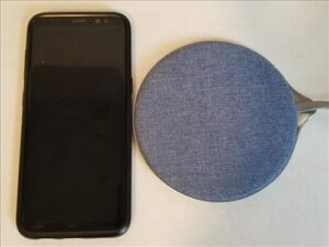 Use a Wireless Charger